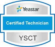 Logo YSCT - Yeastar Certified Technician